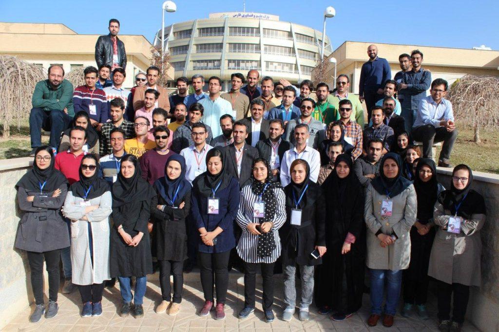 موفقیت گروه استارتاپ زند در پانزدهمین دوره اردوی پارک علم و فناوری فارس