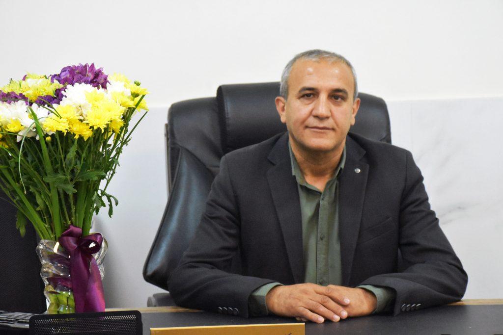 رییس جدید دانشگاه زند منصوب شد